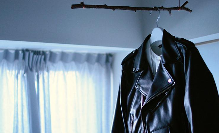 洋服を美しくディスプレイ。魅せるハンガー